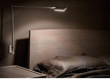 LED wall lamp with dimmer JACKIE IOT | Adjustable wall lamp