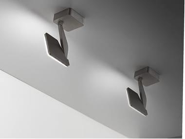 LED adjustable ceiling spotlight JACKIE | Ceiling spotlight