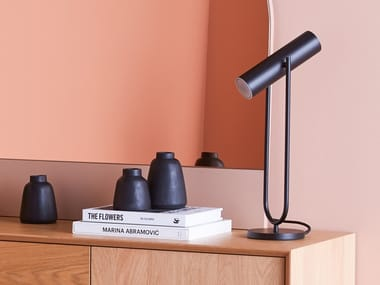 Lampada da tavolo a LED orientabile JEB | Lampada da tavolo a LED