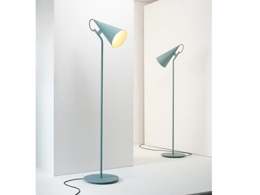 LED adjustable iron floor lamp JEENA | Floor lamp