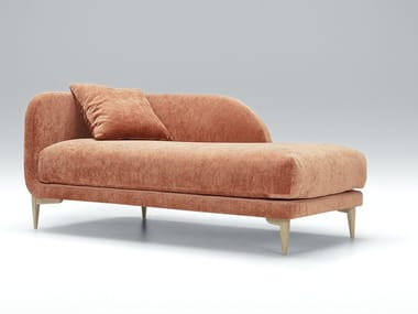 Upholstered fabric day bed JENNY | Day bed