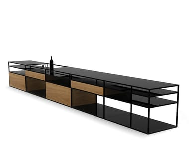 Modular TV cabinet JEST TV