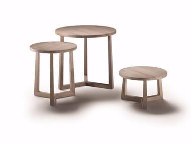 Tavolino in legno massello JIFF | Tavolino