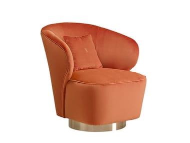 Armchair with armrests JILL | Armchair