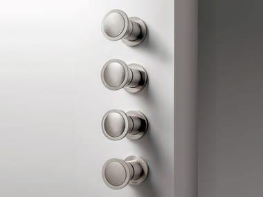 Mezclador de ducha termostático con 4 orificios JK21   Mezclador de ducha con 4 orificios