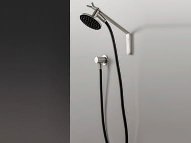 Wall-mounted stainless steel handshower with bracket JK21 | Handshower