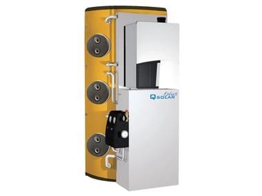 Floor-standing condensation boiler JODO QR SOLAR EPLUS