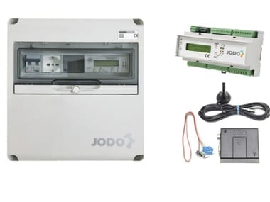 Control system for air conditioning system JODO Vision