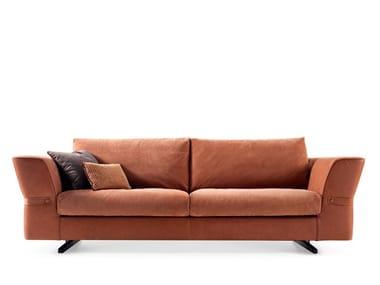 Leather sofa JOE