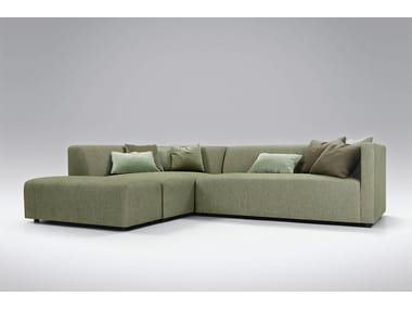 Sectional fabric sofa JOHN | Sectional sofa