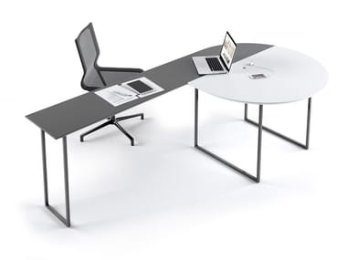 Sectional office desk JOINT VENTURE
