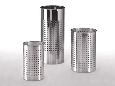 Portaombrelli / pattumiera in acciaio inox JOKER 610
