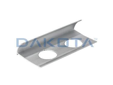 Profilo paraspigolo in alluminio JOLLY ALLUMINIO SATINATO
