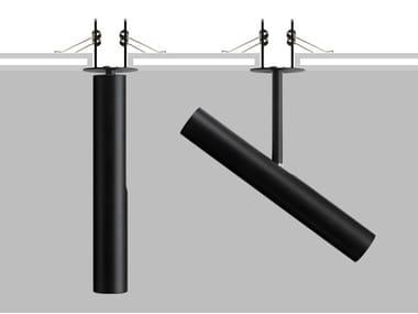 Spot LED semi-encastrado ajustável de metal estilo moderno JOS R6