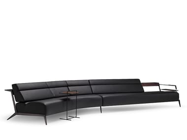 Sectional leather sofa JOSEPH | Leather sofa