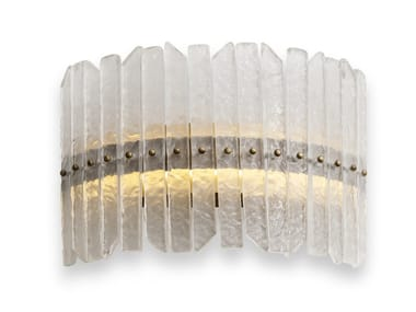 LED glass wall light JOSEPHINE | Wall light