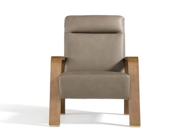 Easy chair with armrests JOY