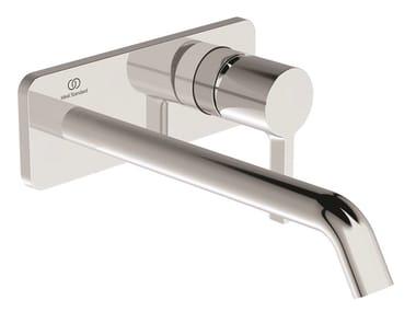 Wall-mounted single handle washbasin mixer JOY - A7381