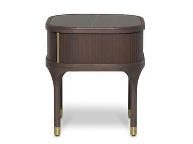 Ash bedside table JOYCE | Bedside table