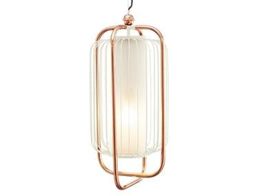 LED metal pendant lamp JULES II