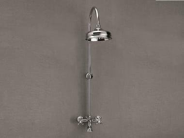 Colonna doccia a parete con soffione JULIA   Colonna doccia