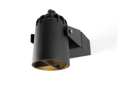 LED adjustable Outdoor wall lamp JULIEN ROUND | Outdoor wall lamp