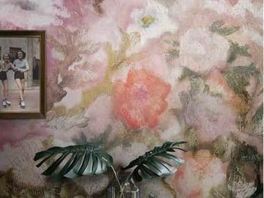 Classic wallpaper, eco-friendly, PVC free and washable JULIETTE