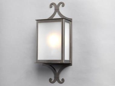 Iron Outdoor wall Lamp JYOTI