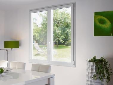 Aluminium patio door K•LINE | Casement window