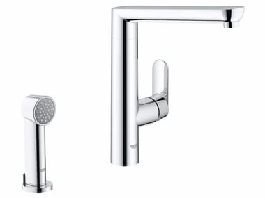 Lavelli e rubinetti da cucina