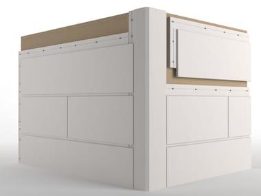 Exterior insulation system K8 FAST