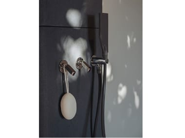 Wall-mounted handshower for shower KAA