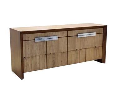 Madia in legno con cassetti KACHA | Madia