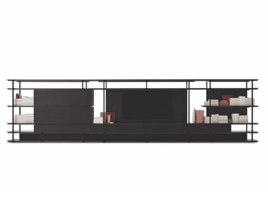 Sectional storage wall KAI