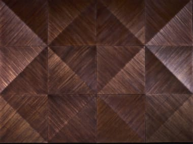 Modular wooden 3D Wall Panel KALAHARI