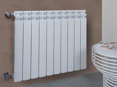 Hot Water Wall Mounted Die Cast Aluminium Decorative Radiator KALDO