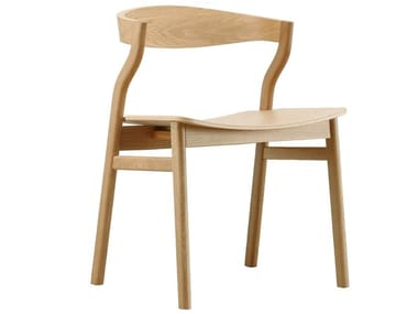 Wooden chair KALEA | Wooden chair