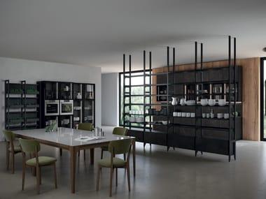 Linear kitchen KALEIDOS