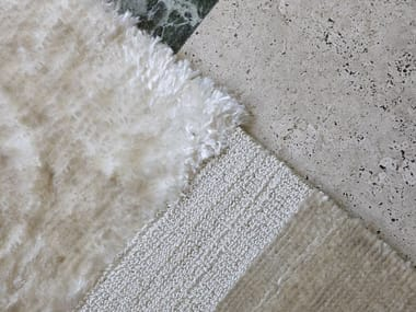 Handmade viscose rug KAMA   Handmade rug