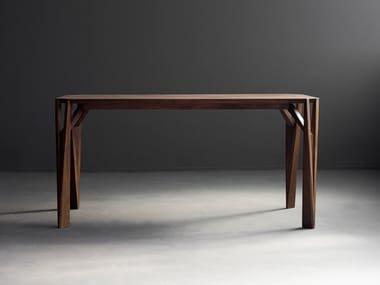 Solid wood table KAMINARI