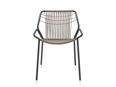 Stackable garden chair KAPUA | Chair