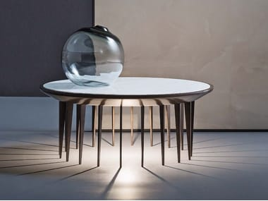 Tavolino in marmo KARA | Tavolino