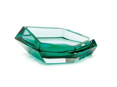 Murano glass pin tray KASTLE LARGE | Pin tray