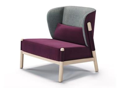 Fabric easy chair KATANA | Easy chair