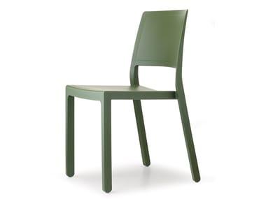 Sedia in tecnopolimero KATE | Sedia