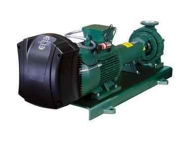 Pompe normalizzate con inverter MCE/C - 4 POLI - GIRANTE in GHISA KDNE 125 MCE/C -4 poli-