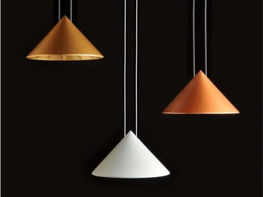 Contemporary style LED direct light pendant lamp KEFREN 6616