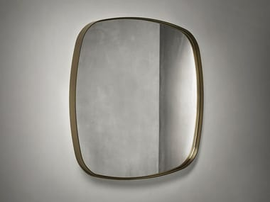 Square wall-mounted mirror KEKKE LIVING | Square mirror