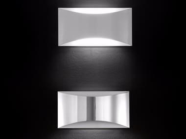 Lampada da parete in metallo verniciato KELLY - 790 / 791 / 791BL / 791CR