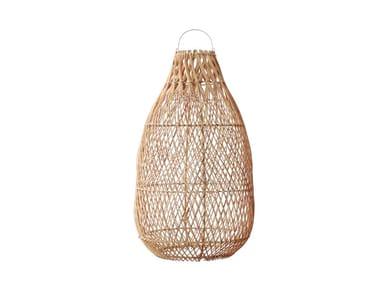 Rattan lampshade KENDI